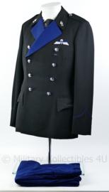 Kmar Koninklijke Marechaussee DT uniform set jas 1974 met broek -  met parawing - maat  51  - origineel