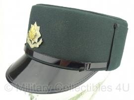 Britse dames hoed Chesire regiment - maat 54 - origineel