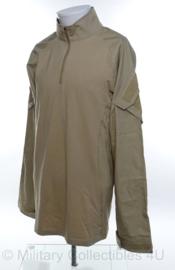Ubac tactical shirt khaki - nieuw in verpakking - merk 5.11 Tactical Series - maat Large - origineel