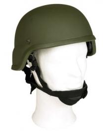 MICH 2000 helm - Heavy - 1230 gram - groen