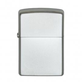 Zippo Windproof aansteker - Satin Chrome mat zilver  - origineel