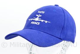 KLu Luchtmacht NATO AWACS baseball cap  - one size - origineel