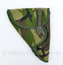 KL landmacht pistooltas woodland met alice clips - nieuwstaat-22x18  cm -  origineel