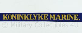 Koninklyke Marine Mutslint model 1940 tm. 1941, made in the UK nagemaakt