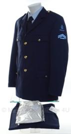 KLU Luchtmacht DT uniform SET heren - nieuwste model - maat 50 - origineel