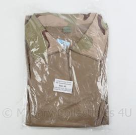 Korps Mariniers Under Armour Desert shirt UBAC Coolmax - maat XL - nieuw in verpakking - origineel