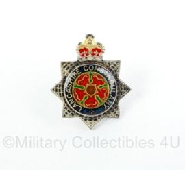 Speld Britse Lancashire Constabulary - origineel
