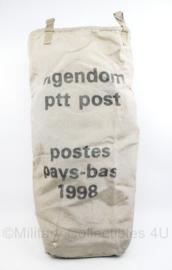 PTT post postzak 1998 - 82 x 29 x 29 cm - origineel