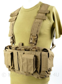 Chest Rig coyote Mayflower BT Velocity Systems - nieuw -  origineel