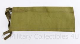 Britse leger en MVO groene toolroll voor gereedschap  - 21 x 35 cm - origineel