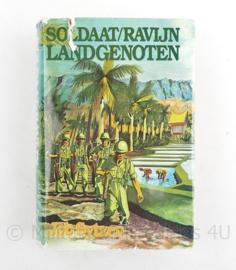 Boek Soldaat/Ravijn Landgenoten Job Sytzen