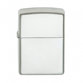 Zippo Windproof aansteker - High Polished zilver  - origineel
