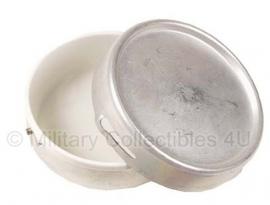 Boterdoos alluminium - origineel