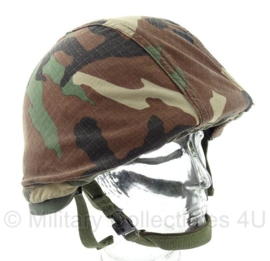 Korps mariniers helmet - size Medium - met profile equipment KORPS MARINIERS overtrek - origineel