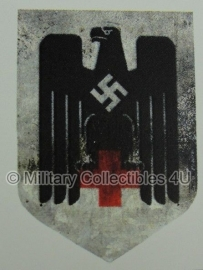 Deutsches Rotes Kreuz decal - 123
