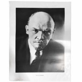 Originele Russische Lenin poster 60 x 100 cm! - origineel!