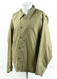 US M41 jas - beste kwaliteit - khahi - maat Large - gedragen - replica WO2