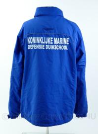 Koninklijke Marine defensie duikschool jack merk Hummel maat L - origineel