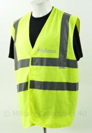 Reliance Security vest fluor geel - maat XL - origineel