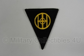 WWII US 83rd Infantry Division patch