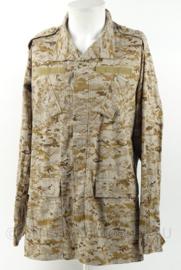National Guard ksk Qatar uniform jas - maat Medium Long - Zeldzaam - origineel