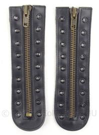 Snelsluiting / zip speedlace - 9 gats - maat 45 of 46 - origineel