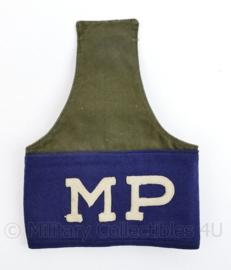 KMAR MP Military Police armband - 23 x 15,5 cm - gedragen - origineel