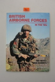 Boek British airborne troops in the 90's - Nr. 40