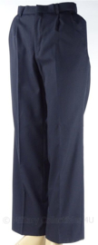 KM Marine dames Daagsblauwe broek - blauw - maat 45 - origineel