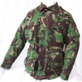 Britse leger DPM camo smock combat  - maat 180 / 104 = 7080/9505- origineel