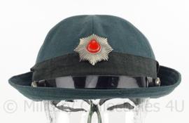 Turkse Politie dames hoed - maat 56 - origineel