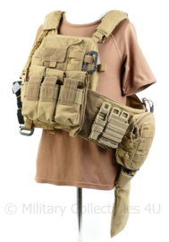 Warrior assault systems compleet Molle chest rig OPS vest met extra tassen, weapon sling en tourniquet - verstelbaar- Origineel