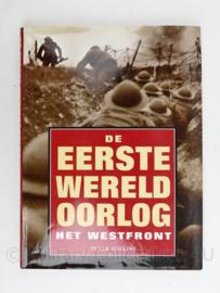 Naslagwerk De Eerste Wereldoorlog Het Westfront Peter Simkins  -