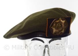 KL Nederlandse leger Van Heutsz baret - maat 56 - origineel