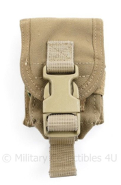 Warrior Assault Systems Single Frag Grenade Pouch coyote  - 11 x 8,5 x 3 cm - origineel