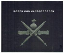 Boek Korps Commandotroepen KCT