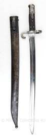 Portugees M1885 zwaard bajonet voor het M1886 Kropatschek geweer - 63 cm - origineel