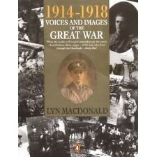Boek 1914-1918 Voices and Images of the Great War