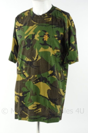 KL Landmacht Woodland shirt Landmachtdagen Geschikt/Ongeschikt - maat XL - origineel