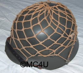 Helmnet overtrek - wo2 Duits model