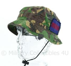 Britse leger - DPM Camo Boonie hat met eenheidsembleem - maat 57-  origineel
