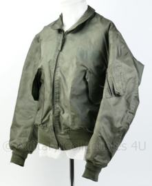 USAF US Air Force en klu Pilot Jacket Flyers CWU36/P Alpha Industries - maat XL - origineel