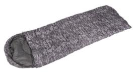 Basic Gear sleeping bag slaapzak met tas - Tiger night camo
