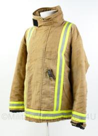 Brandweer jas MET broek - nieuw model  - meerdere maten origineel
