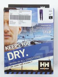 HH Helly Hansen thermisch lange onderbroek HH thermoshirt - HH Workwear - maat L - nieuw in verpakking - origineel