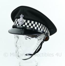 Platte pet Britse politie Mid-Anglia Constabulary. Maat 58 - Origineel