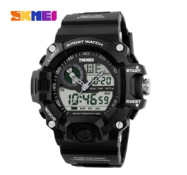 Army Watch - Military Style horloge - Black
