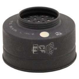 LOS filter voor MK2 gasmasker - past ook op WO2 masker - origineel Britse leger
