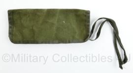 Defensie groene MAG wapen gereedschapstas - 21 x 25,5 cm - origineel