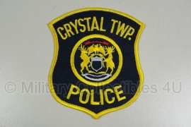Crystal TWP Police patch - origineel